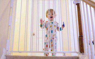 Baby Safety Gates Danger